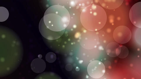 Colorful Circles Video Background abstract bokeh motion Animation