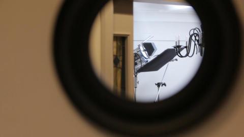 Film Light Set Indoor Footage