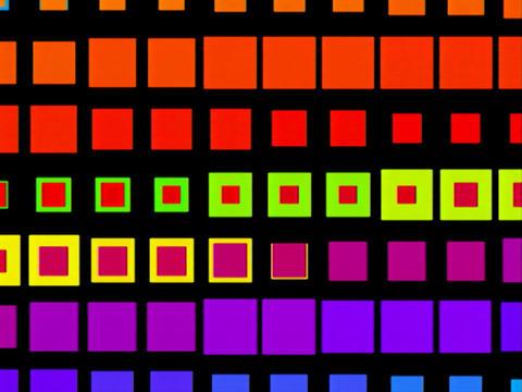 Multi Clr Pulse rain(L) Animation