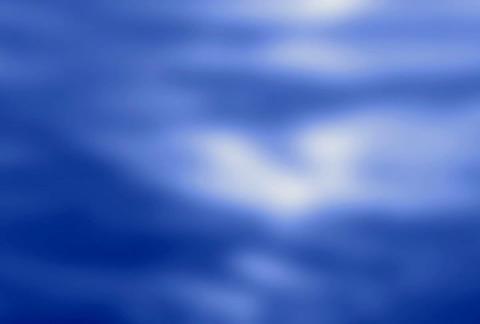 blue blurry wtr srf(L) Stock Video Footage