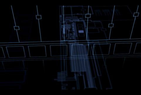 Squares ana(L) vdo Comp 1 Animation