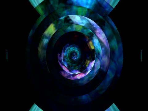 eye remix1 Stock Video Footage