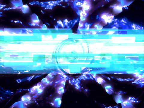 water Synth2bars test Stock Video Footage
