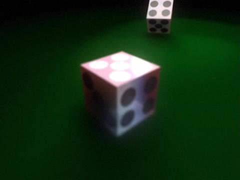 Dice Roll 1 Animation