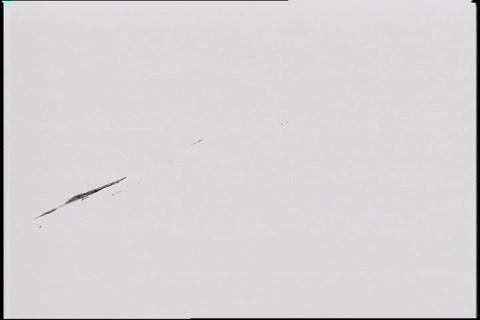 K1 Inks Splatts Stock Video Footage