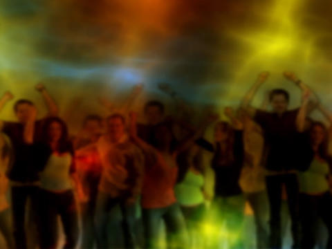 Peoples Party Pan, Stock Animation