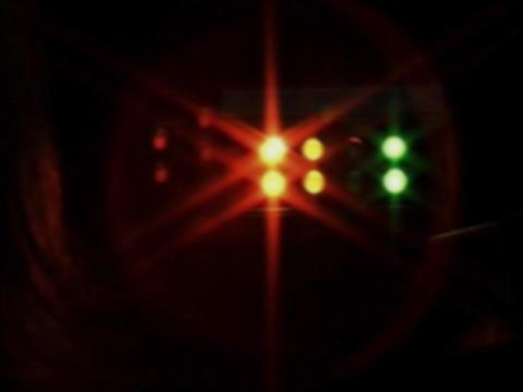 Disco Lights Stock Video Footage