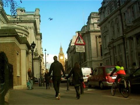 Big Ben London Stock Video Footage