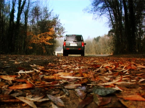 Jeep Commander 2 Stock Video Footage