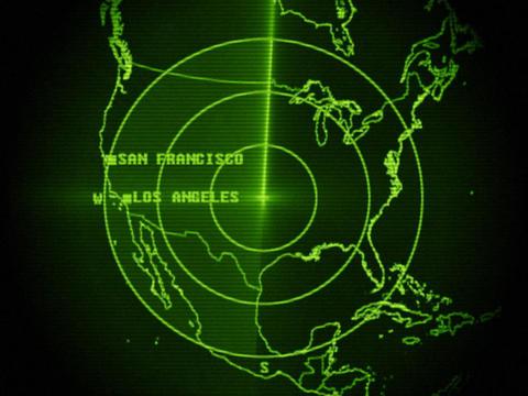 Radar USA Stock Video Footage