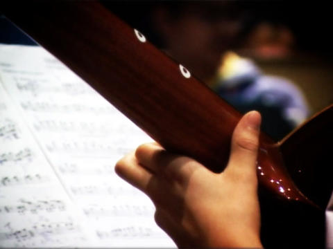 Musicians Stock Video Footage