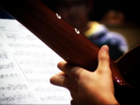 Musicians Footage