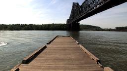 River Dock 536 Footage