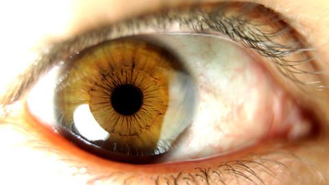 big_eye02 Stock Video Footage