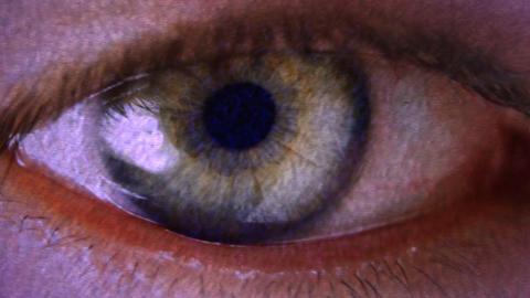 big_eye04 Footage