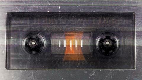 cassette_rewind08 Footage