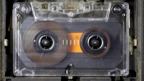 cassette_rwd06 Footage