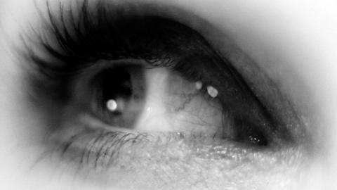 seanna_eye01 Footage