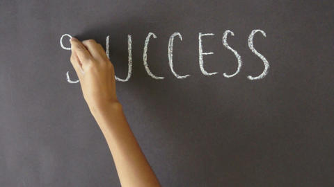 Success and Failure Stock Video Footage