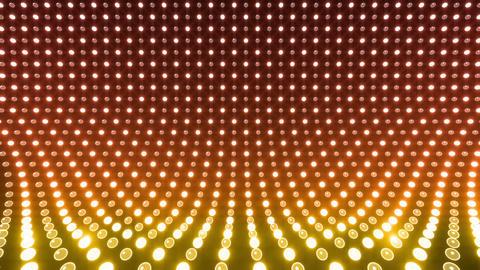 LED Wall 2 K Eb 1 BW HD Stock Video Footage