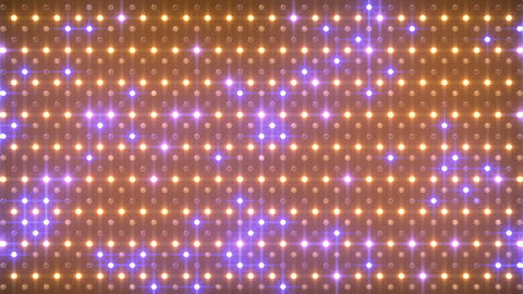 LED Wall 2 S Bb 1 BTG HD Stock Video Footage