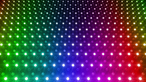 LED Wall 2 S Gb 1 TBR HD Stock Video Footage