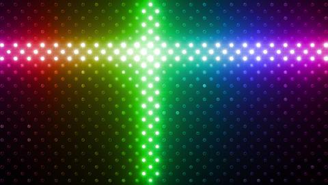 LED Wall 2 Wb Bb 1 BTR HD Stock Video Footage