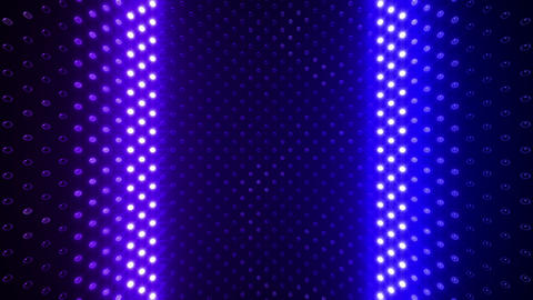 LED Wall 2 Wb Cb 1 LRB HD Stock Video Footage