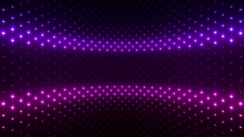 LED Wall 2 Wb Cs 1 BTP HD Stock Video Footage