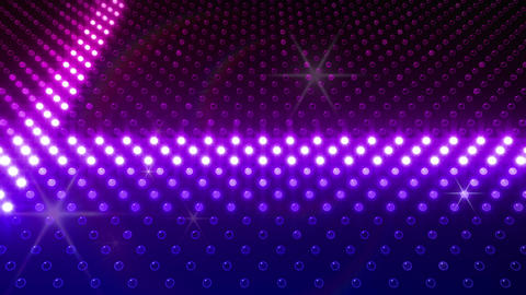 LED Wall 2 Wb Gb 1 BTP HD Stock Video Footage