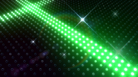 LED Wall 2 Wb Gb 1 Na B HD Stock Video Footage