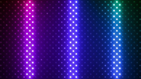 LED Wall 2 Wc Bb 1 LRR HD Stock Video Footage