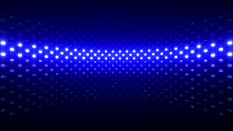 LED Wall 2 Wc Cb 2 BTB HD Stock Video Footage