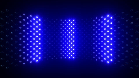 LED Wall 2 Wc Cb 2 LRB HD Stock Video Footage