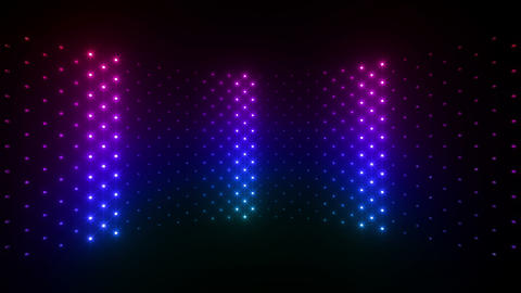 LED Wall 2 Wc Cs 2 LRR HD Animation