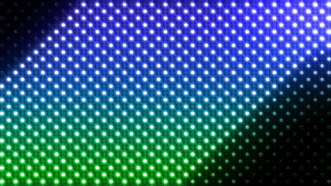 LED Wall 2 Ww Bb 1 Na B HD Stock Video Footage