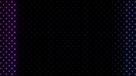LED Wall 2 Ww Bs 1 LRB HD Stock Video Footage