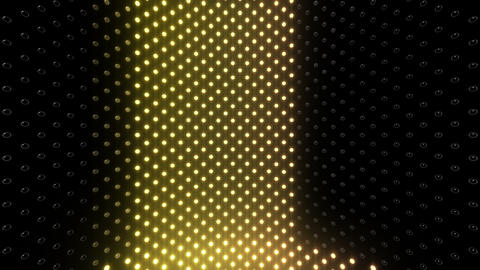 LED Wall 2 Ww Cb 1 LRG HD Stock Video Footage
