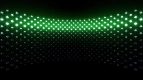 LED Wall 2 Ww Cb 2 BTB HD Stock Video Footage