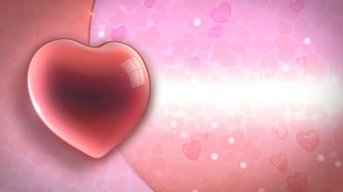 Plenty of Hearts Stock Video Footage