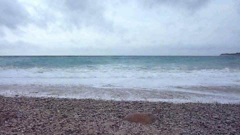 Sea wave Stock Video Footage