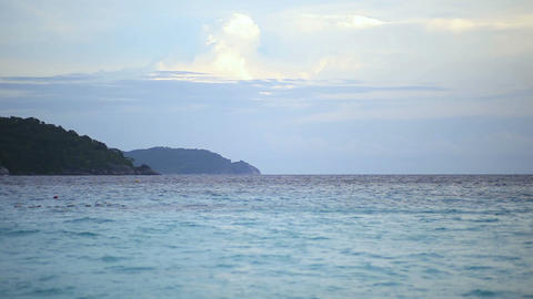 Thailand seascape Stock Video Footage