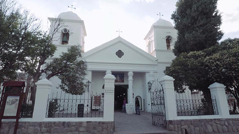 Church of Humahuaca2 Footage