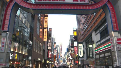新宿歌舞伎町 ビデオ