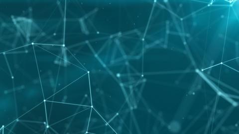 Virtual space plexus Animation