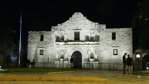 "San Antonio, The ""Alamo"" Footage"