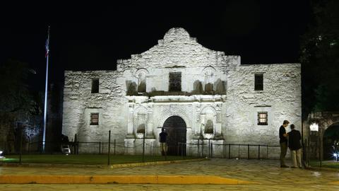 "San Antonio, The ""Alamo"" Footage"