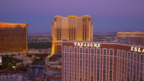 Las Vegas Skyline Footage