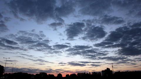 Sunrise In Kiev (Original) stock footage