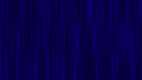Blue Animated Curtain Show Stage Animation